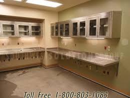 overhead glass door shelf cabinets storage
