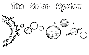 Coloring Pages Planets Coloring Pages Planets Solar System Page