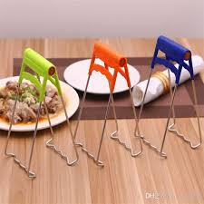 ... Dishes Bowl Clamp Lifting Device Disk Folder Creative Dish Gripper  Stainless Steel Kitchen Gadgets Strange Kitchen Gadgets From Guofu88,  $2.02  DHgate.
