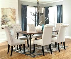 gray dining room chairs. Gray Velvet Tufted Dining Chairs Room Enchanting New E