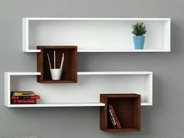 Self Paint Floating Shelves Extraordinary Wall Shelves Design Wall Shelving Units Modern Design Smooth Painted