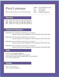 Wordpad Resume Template Creative Resumes Templates Free Resume