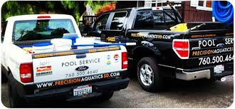 precision aquatics is a san diego based service and repair company for swimming pools spas fountains we provide every kind of pool truck v91 truck