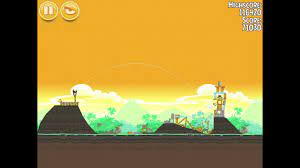 Go Green Get Lucky 1-12 | Score 121720 | Angry Birds Seasons - YouTube