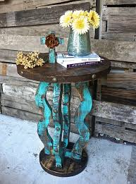 rustic furniture pictures. loco round side table western furniturerustic rustic furniture pictures