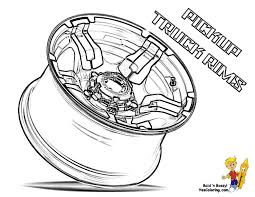 coloring sheets of trucks chevy dully ford truck rim coloring page to print out you can