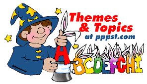 Themes And Topics Index Petes Power Point Station A Collection