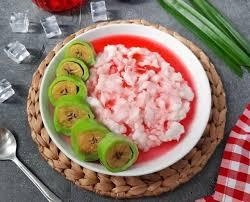 Pisang ijo atau biasa disebut es pisang ijo adalah sejenis makanan khas sulawesi selatan, utamanya di kota makassar. Resep Es Pisang Ijo