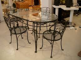 Kitchens Wrought Iron Kitchen Chairs Gallery Also Table Massage