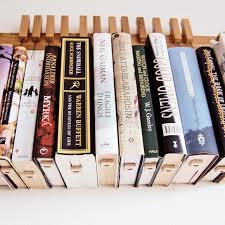 Book rack in oak - agustav