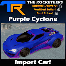 PC] Rocket League Every Painted CYCLONE ...