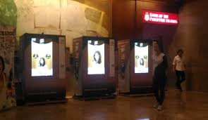 Kopiko Vending Machine Extraordinary Vending Machine Indonesia