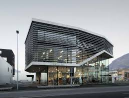 ... Blaas head office Bolzano Building