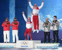 Все российские чемпионы Олимпиады в Сочи ОЛИМПИАДА Сочи  Российский экипаж в составе Александра Зубкова и Алексея Воеводы выиграл состязания двоек Второе место заняла команда Швейцарии бронза у США