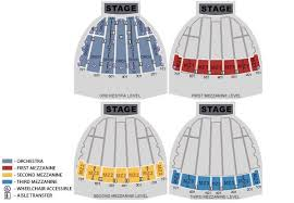Radio City Music Hall New York Seating Chart Radio City Music Hall Ny Platinum Vip Tickets