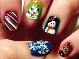 32 Amazing Christmas Nail Design Ideas 2015/2016 For Women ...