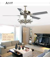 ceiling fan for small room ceiling fan with lots of light can i put a large