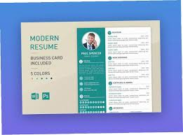 Modern Resume Format Simple Modern Resume Format OI28B 288 Modern Resume Templates With Clean