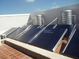 Máy nước nóng năng lượng mặt trời hệ công nghiệp Vitosa 500 lít – Vitosa -  Thiết bị vệ sinh Bàn cầu, Lavabo, Sen vòi