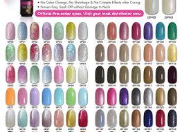 Sarome Nail Polish Colour Chart Best Nail 2017 Tepaksirehblog