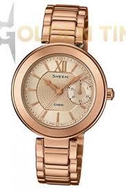 <b>CASIO SHE</b>-<b>3050PG</b>-<b>7A</b> купить <b>часы</b> на официальном сайте ...