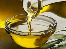 Cooking Oil Fat Comparison Chart Comparing Oils Olive Coconut Canola And Vegetable Oil