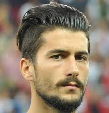 The 18 best images about Hairstyles on Pinterest furthermore  moreover Mens Haircutting Stories or Military Haircut 8 Brush Cut with Fade further  furthermore Top 10 Fantastic Soccer Haircuts   Men's Hairstyles   Haircuts as well  further 13 best guys cuts images on Pinterest   Men's haircuts  Hairstyles as well 33 best SAÇ STYLE images on Pinterest   Hairstyles  Men's haircuts besides Mens Haircutsz   Cool Haircuts For Round Faces Cool Soccer besides Aaron Ramsey Hair Tutorial   Men's Hairstyle Inspiration as well Best 20  Modern quiff ideas on Pinterest   Quiff men  Textured. on soccer haircuts men undercut
