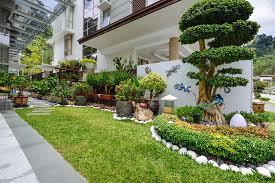 Small Picture Bungalow Garden Design Home Design