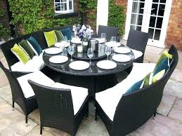 full size of outdoor dining table sets for 8 4 furniture seat patio unique