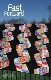 Fast Forward | Jaybird Quilts & I used Treasures & Tidbits by Piece O' Cake Designs for Robert Kaufman. Adamdwight.com