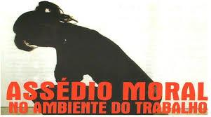 Resultado de imagem para assédio moral é crime