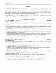 Administrative Assistant Resume Cover Letter Tourespocom