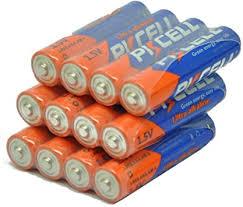 12 Pack AAA LR03 1.5V Alkaline Battery: Home Audio ... - Amazon.com