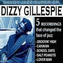 Savoy Jazz Super EP