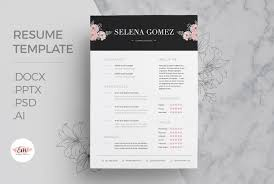 Black Template 65 Eye Catching Cv Templates For Ms Word Free To Download