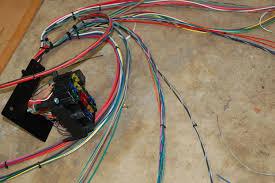 harness and fuseblock full wiring kit
