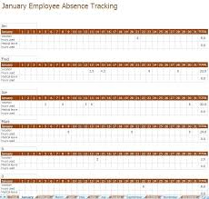Vacation Tracker Spreadsheet Tracking Employee On Te Excel Holiday