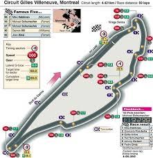 47 Unbiased Circuit Gilles Villeneuve Grandstand 12 Seating