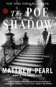 Resultado de imagem para PEARL, Matthew. A sombra de Allan Poe