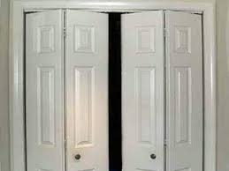 accordion closet doors. Appealing Bifold Closet Doors With How To Organize A Bi Fold Door Miss Charity Accordion S