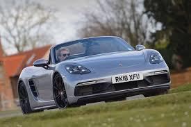 Porsche Boxster GTS 2018 UK review review | Autocar