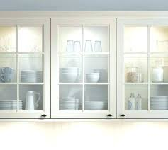 glass cabinet doors interior furniture with clear kitchen and white front home depot depo