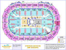 Mandalay Bay Events Center Boxing Seating Chart Seating At Ufc 175 Ufc Ufc Fight Club Forum