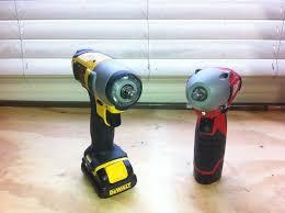 dewalt impact driver vs drill. milwaukee vs dewalt wrench impact driver drill