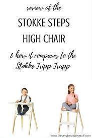 stokke steps high chair and other high chairs to consider — the