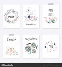 cards templates easter cards templates stock vector olhayerofieieva 143180737
