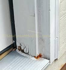 exterior door jamb. Exterior Door Jamb Replacement Kit Extension Installing Rotted
