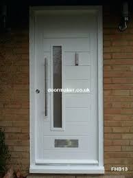Contemporary Front Doors Contemporary Front Doors Oak And Other