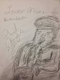my sketch of phil woods