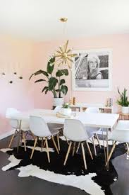 bright airy sitting dining room makeover